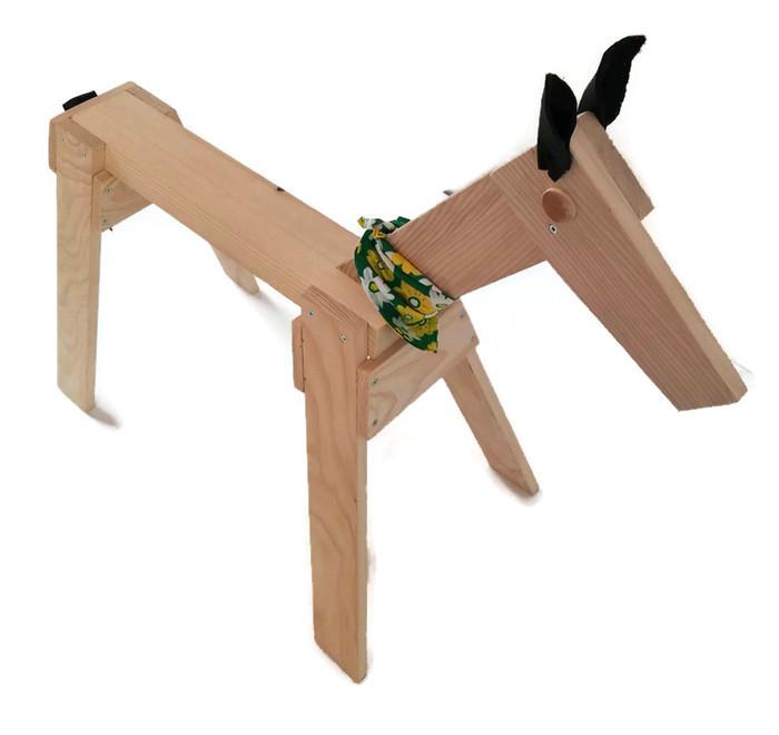 Poni lemn