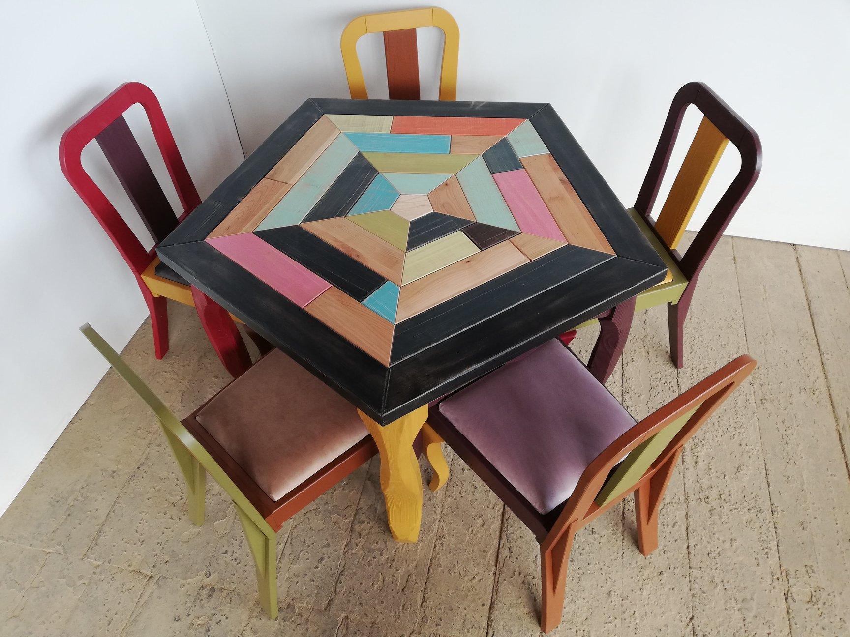 Masa plus scaune